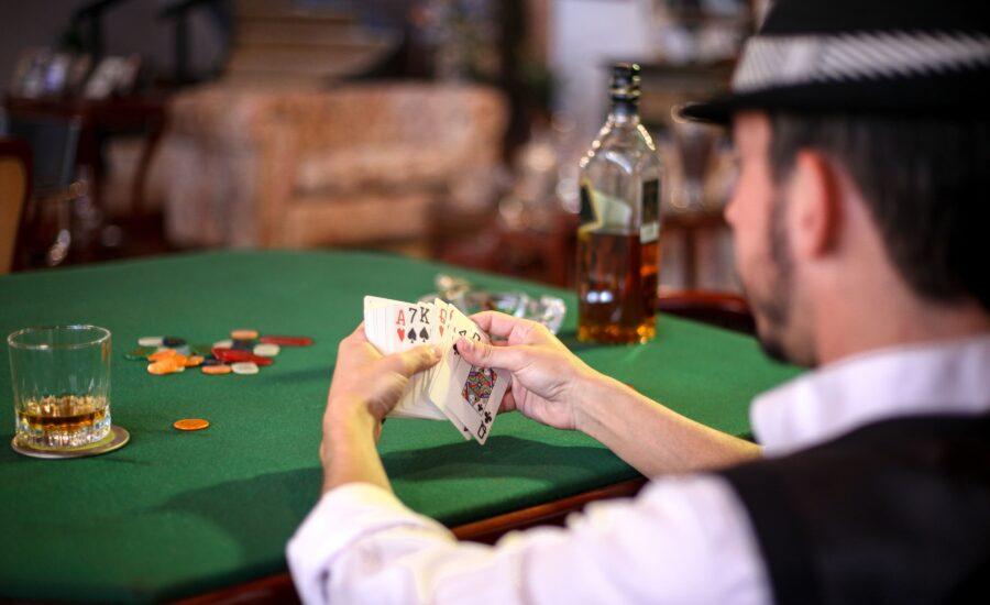 Kun je van gokken je baan maken?